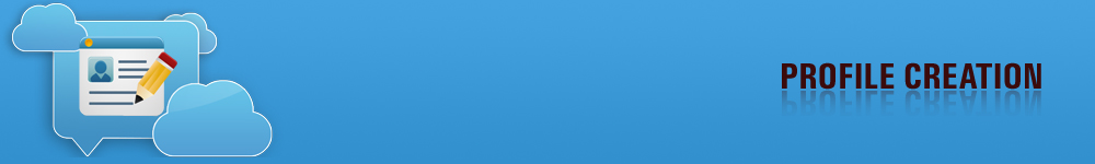 Profile Creation services